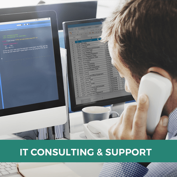 IT-Consulting-Support